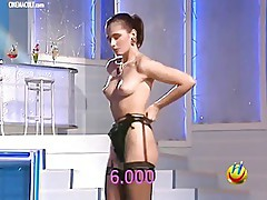 Colpo Grosso Contender Striptease vol. 6 - Jaqueline Hammond