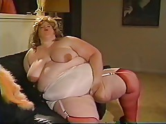 throwback bbw Layla Lashell