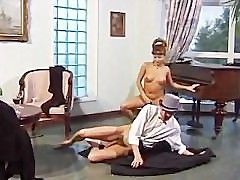 German couple amateur style