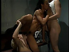 Heather Hunter, Julie Rage, & Tricia Devereaux