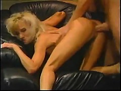 Blonde Milf Fucked and Facialized by Big Cock