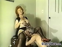 Classic porn redhead mature sex