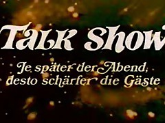 vintage 70s german - Talk-Show - cc79