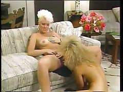 Blondie Mohawk HungryEyes Threesome