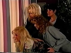 Jeanna Fine, Roxanne Hall, Sandi Beach and Shelby Stevens - Pubic Access (1995)