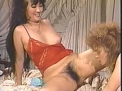 Busty Belle and Mai Lin - DDD-Lightfully Yours (1992)