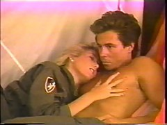 Hot Gun (1986) 1/5 Candie Evans & Peter North