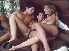 Karen Summers & Friend Threesome with Peter North
