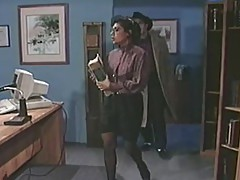 Hot Office Lady Fucking (Retro)