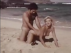 Beach fuck on the seashore