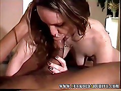 Cuckold Archive - vintage videos of MILF slut gangbanded