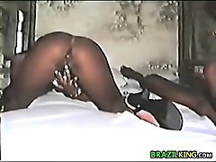 Classic Brazilian Having Sex At Home