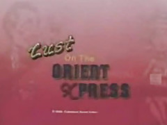 Full Movie Lust On The Orient Express2 # -by Sabinchen british euro brit european cumshots swallow