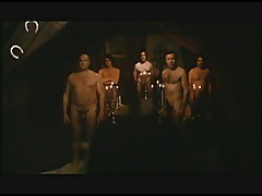 Luxure 1976 Censored (Group sex scene)